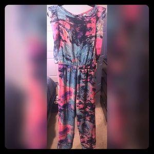 Gracia multicolored jumpsuit
